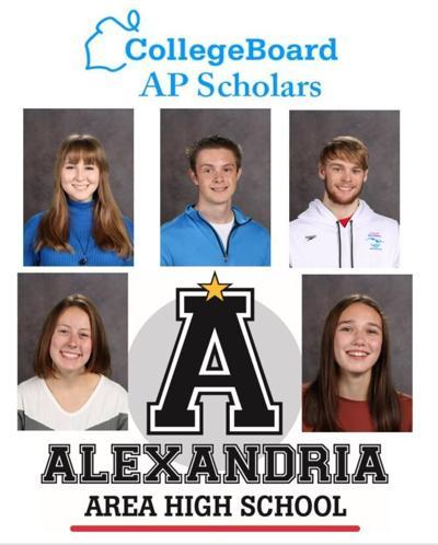 Current AAHS 2021 AP Scholars