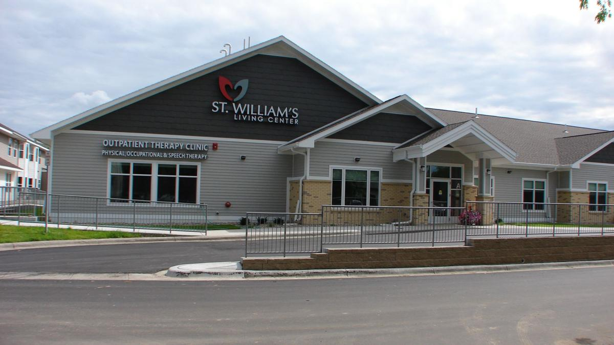 St. William's Living Center Celebrates Recent Expansion and Renovation