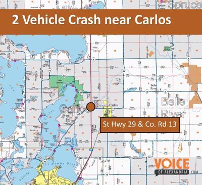 Carlos Corners Crash
