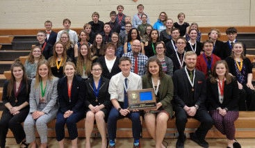 PPHS Speech Team are Subsection Champions 9 Years Running!