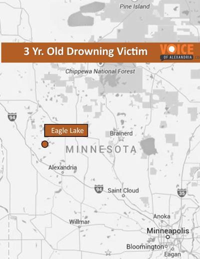 3 yr old drowning victim