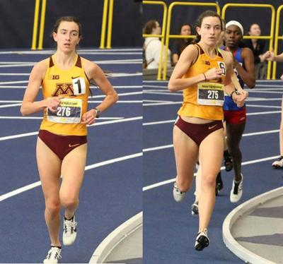 Hasz twins both record first place finishes