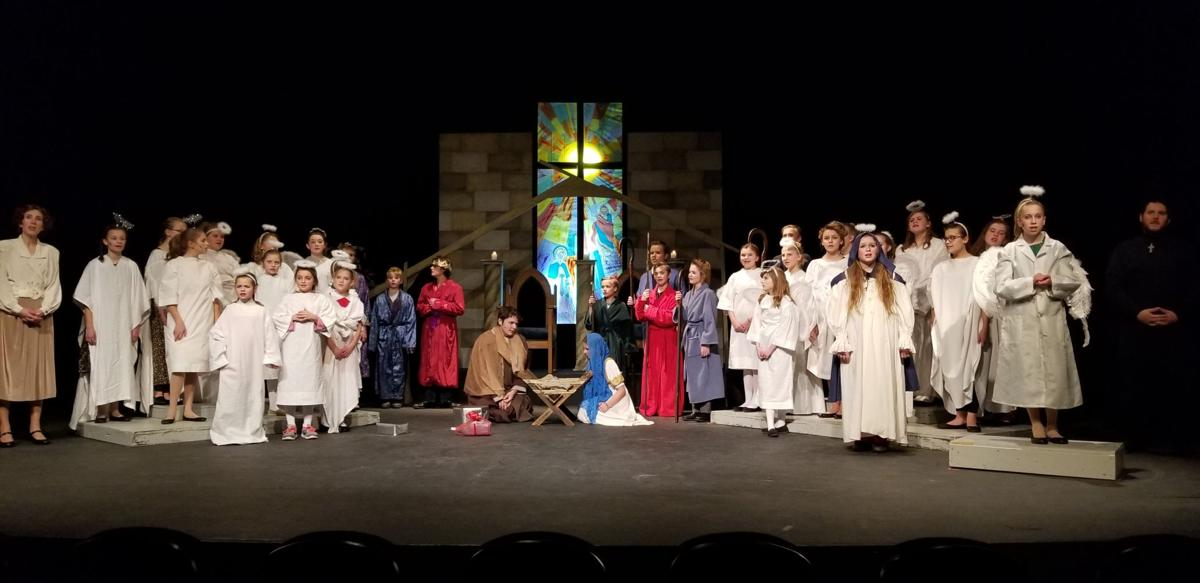 Best Christmas Pageant Ever at Andria Theatre