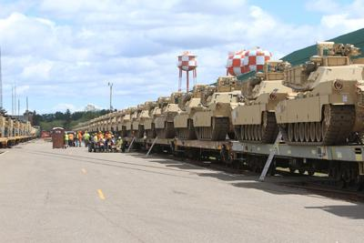 Minnesota National Guard to conduct massive rail movement from Camp Ripley for upcoming training exercise