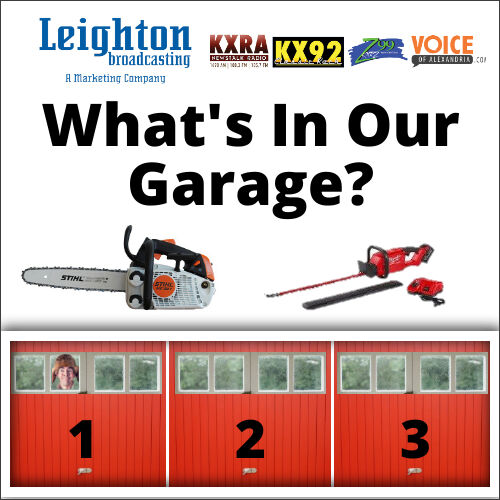 Whats in Our Garage 2021