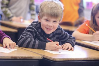 Alexandria students test favorably