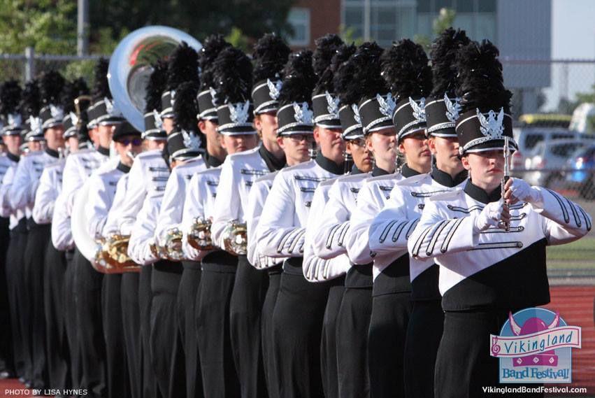 Alexandria Area High School Marching Band