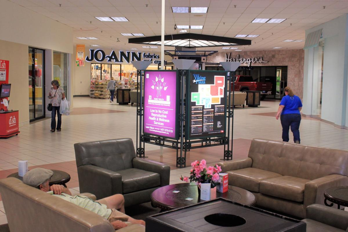 Owners Hope to Fill Mall Back Up Again