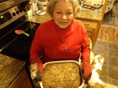 Mom E Lee shares her recipes