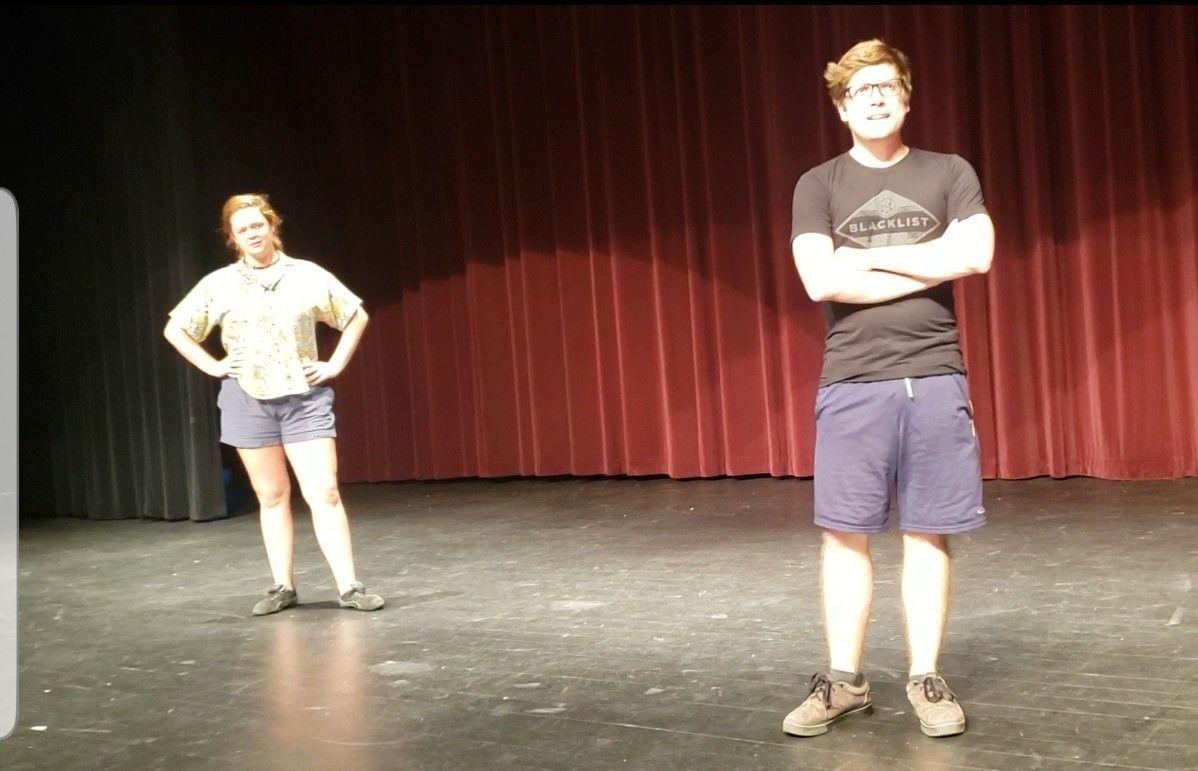 Alumni Broadway Review