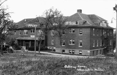 Bethany Home opened in 1917