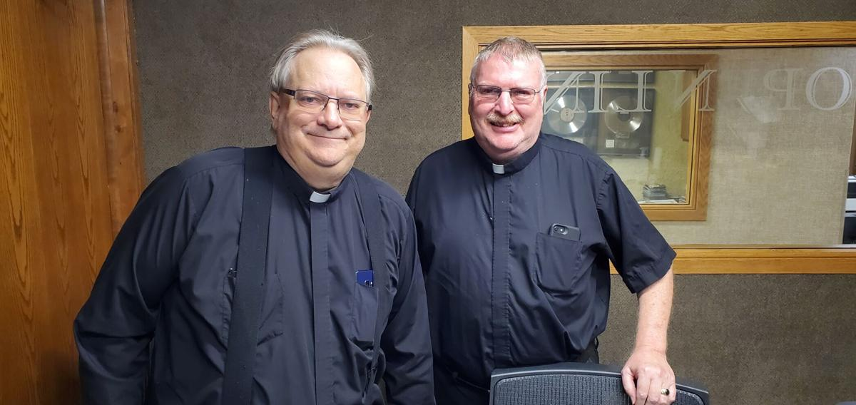 Father Peter Kirchner and Father Jeff Ethen