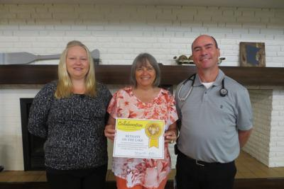 Bethany on the Lake has received a Gold Honor Roll
