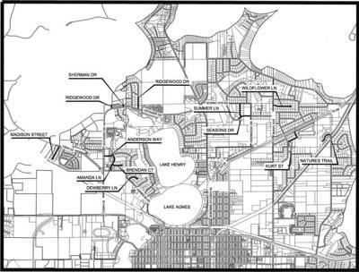 2020 Local Street Improvements