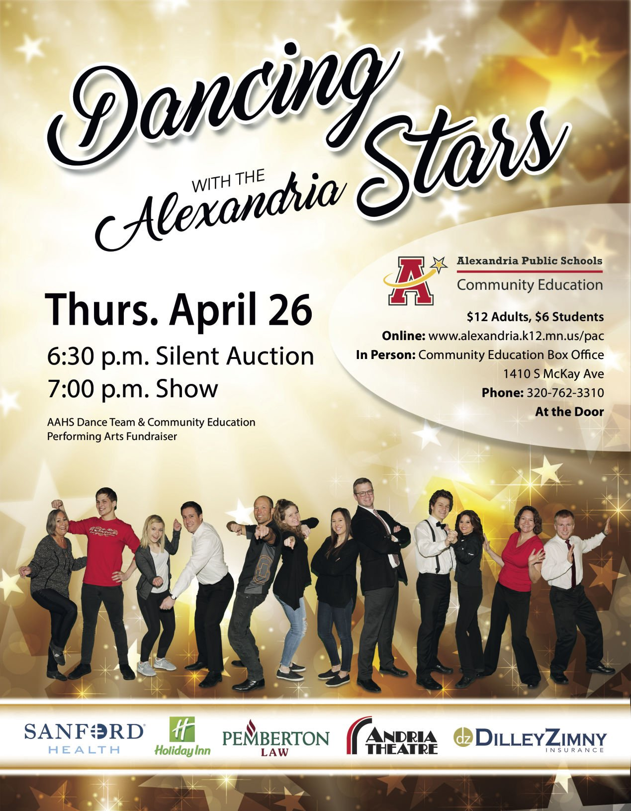 Dancing with the Alexandria Stars