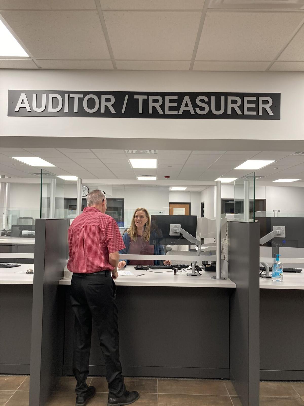 New Douglas County Auditor Treasurer Office