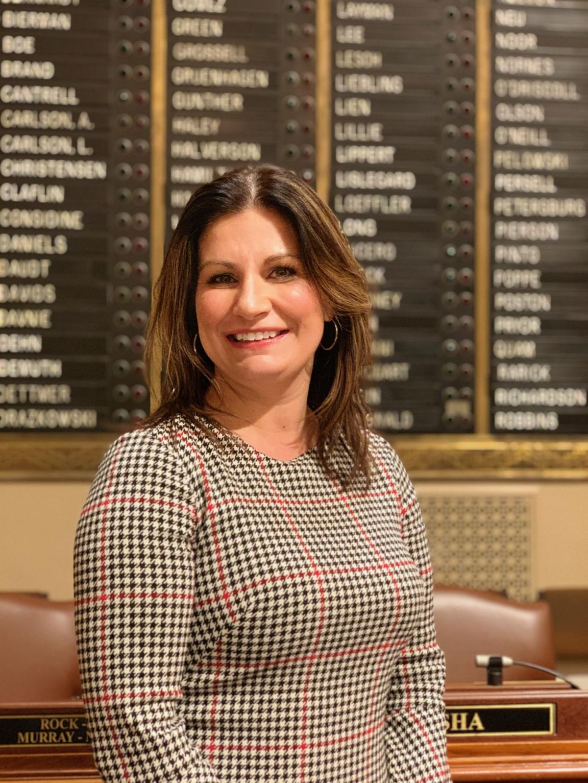 Rep. Mary Franson reacts to CCAP Fraud Report