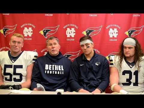Bethel Postgame Press Conference - North Central