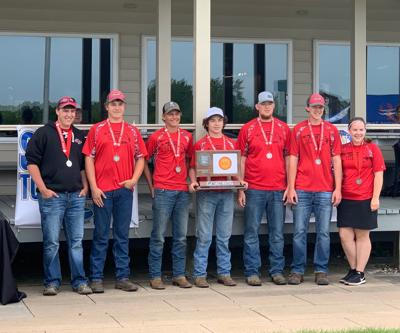 Alexandria places second in 2019 MSHSL Clay Target State Tournament