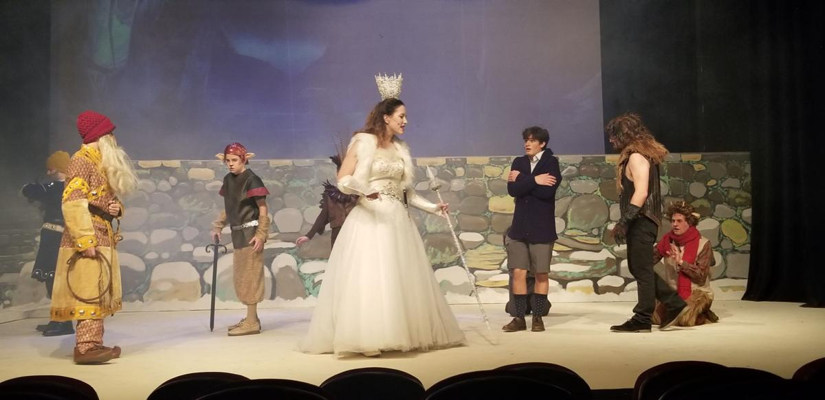 The Lion, The Witch, and The Wardrobe at the Andria Theatre