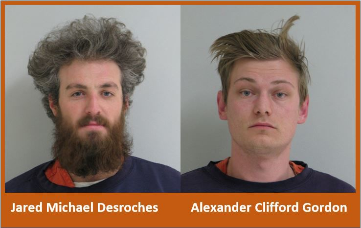 March 5th drug bust suspects