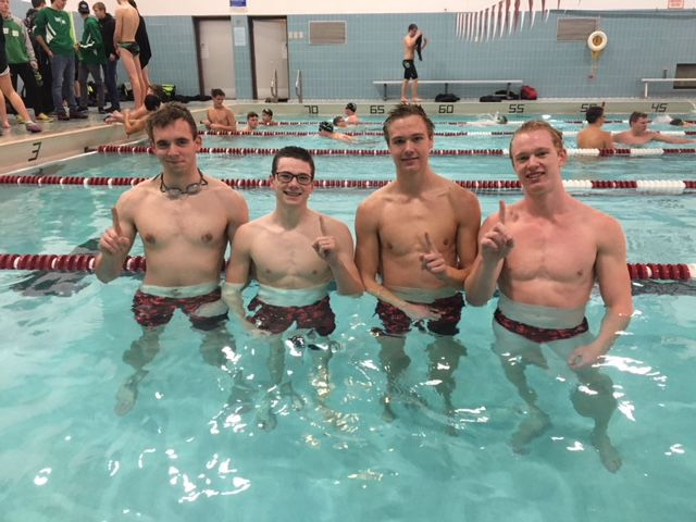 Cardinals Start Boys\' Swim Season By Edging Fusion ...