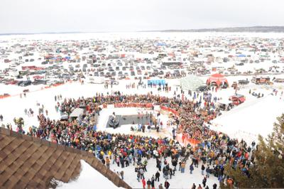 Eelpout Festival 2020.40th Annual International Eelpout Festival Kicks Off On