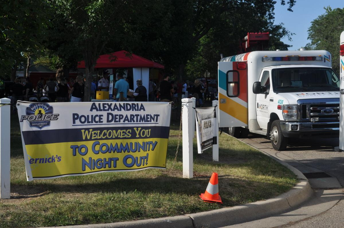 Alexandria Community Night Out 2019
