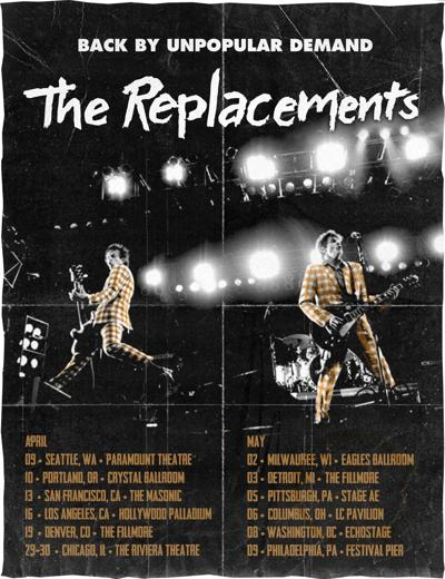 The Replacements - Back on Tour