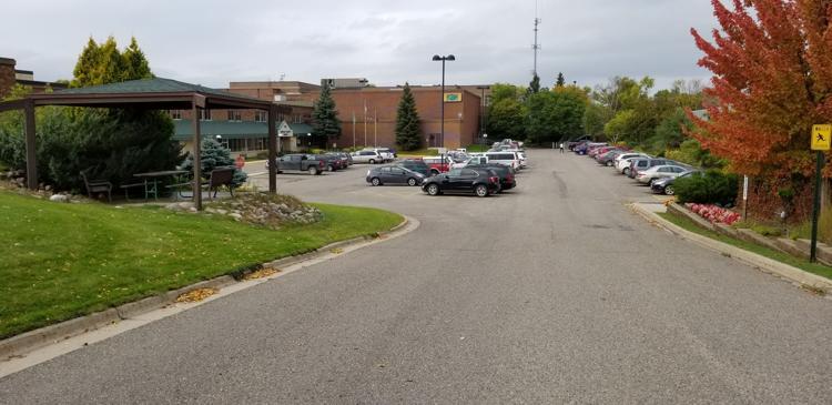 LAR- Library Parking Lot