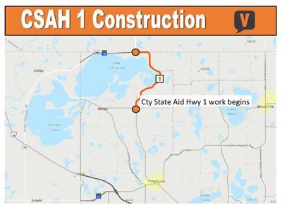 CSAH #1 Construction