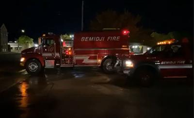 Bemidji Firefighters Leave to Fight Wild Fires