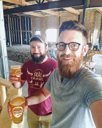 New Copper Trail Brewing Company building