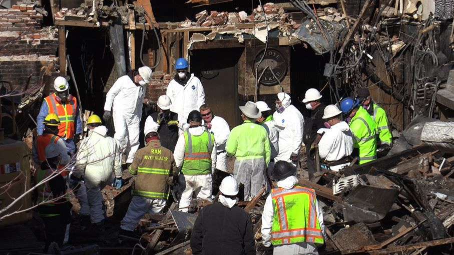 Fire Investigation Continues