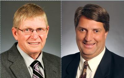 Rep. Anderson and Sen. Westrom