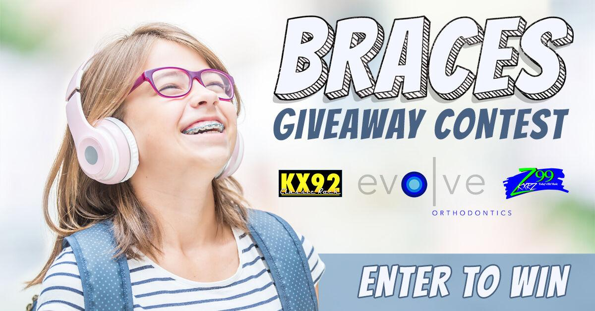 Evolve Ortho brings you the Back to School Braces Giveaway