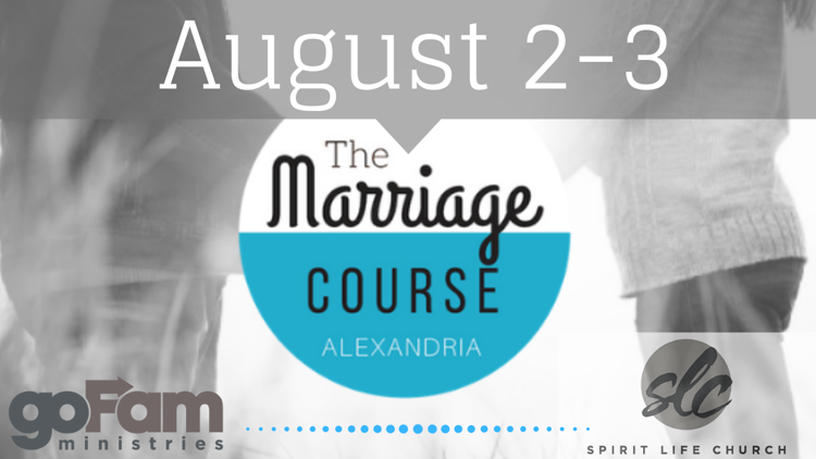 Marriage Course Event