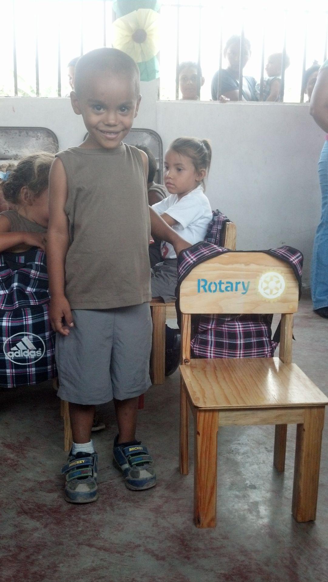 Chairs for Honduras Children