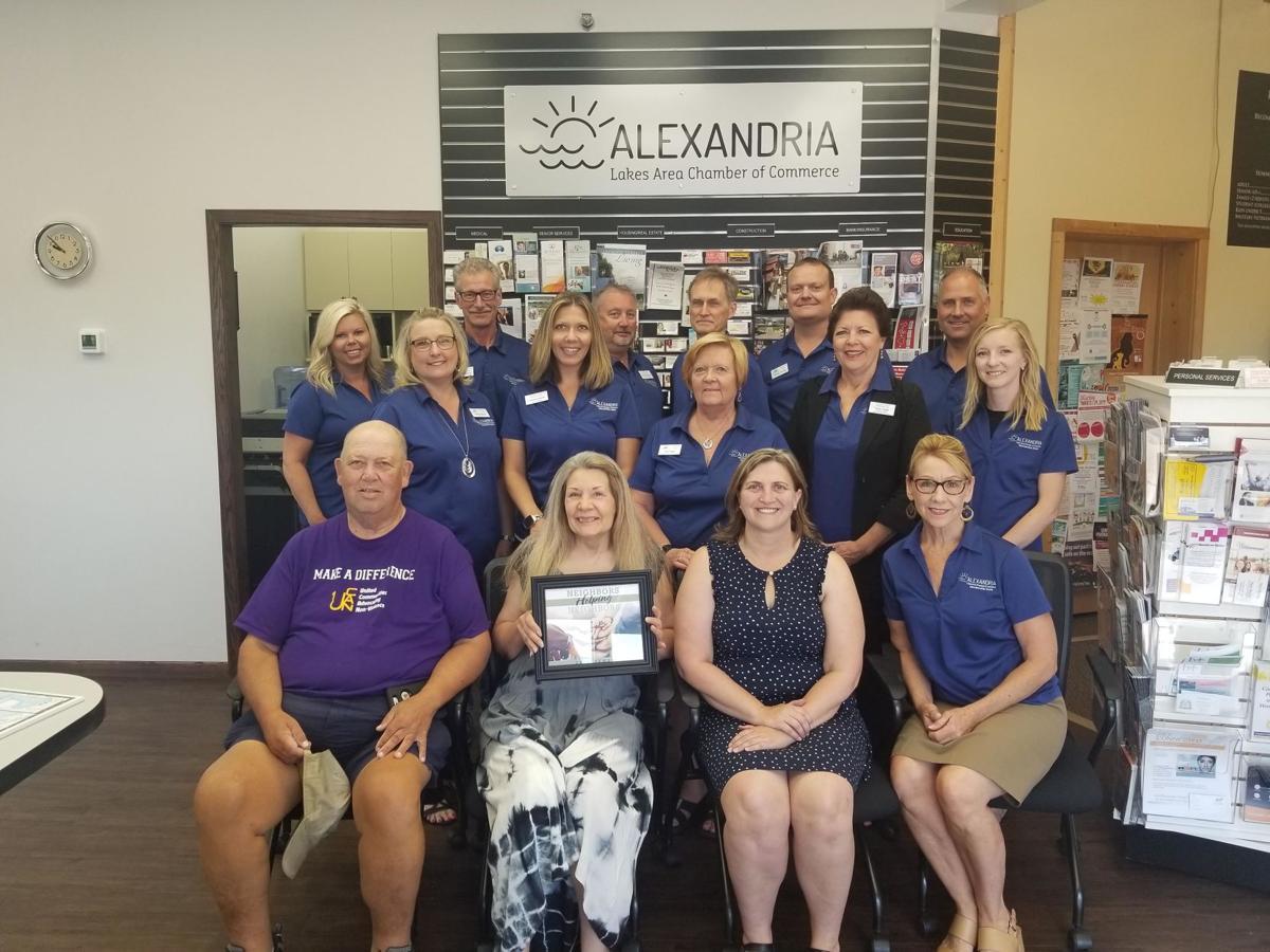 Chamber Membership Team Recognizes New Members