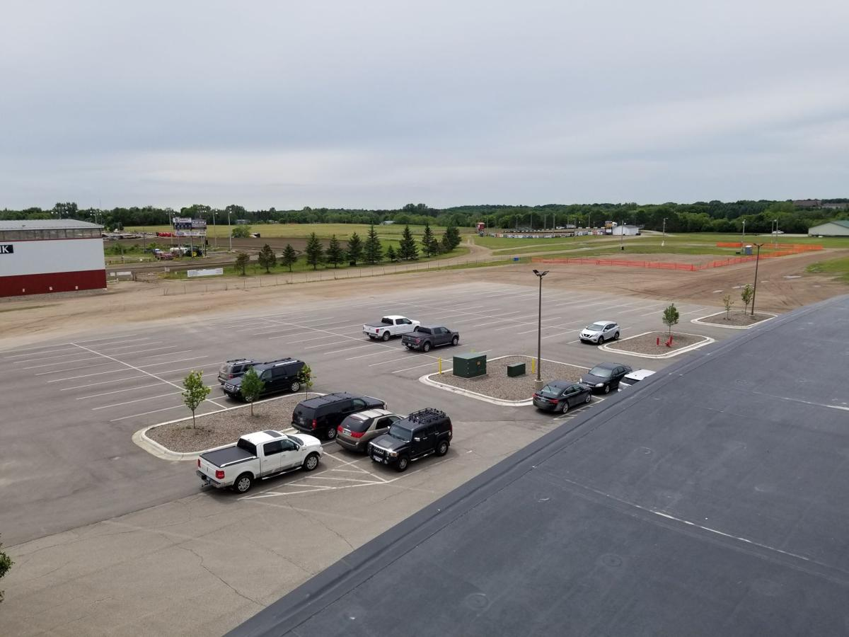 Douglas County Fairgrounds from RCC roof