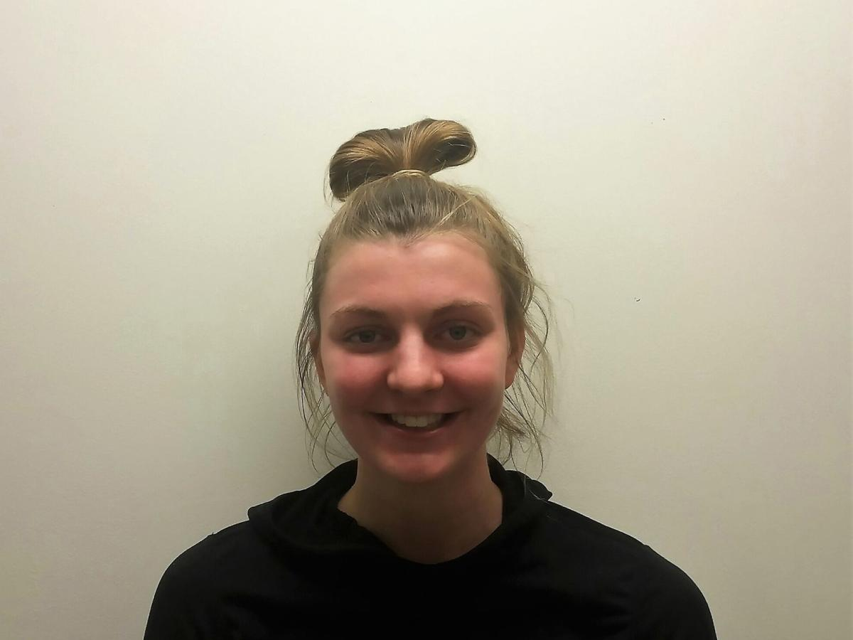 """Sydney Gray: Alexandria Cardinal """"Athlete of the Week"""", presented by Quality Toyota of Fergus Falls"""