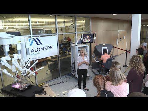da Vinci Robot at AAHS