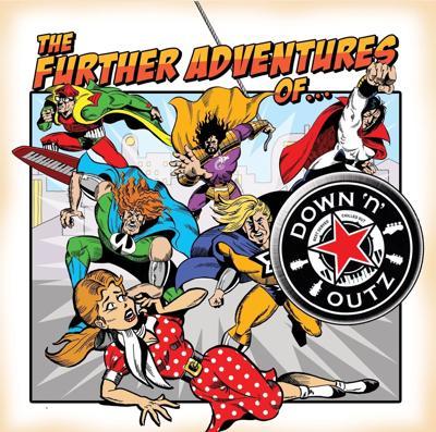 "Joe Elliot's ""The Further Adventures of..."""