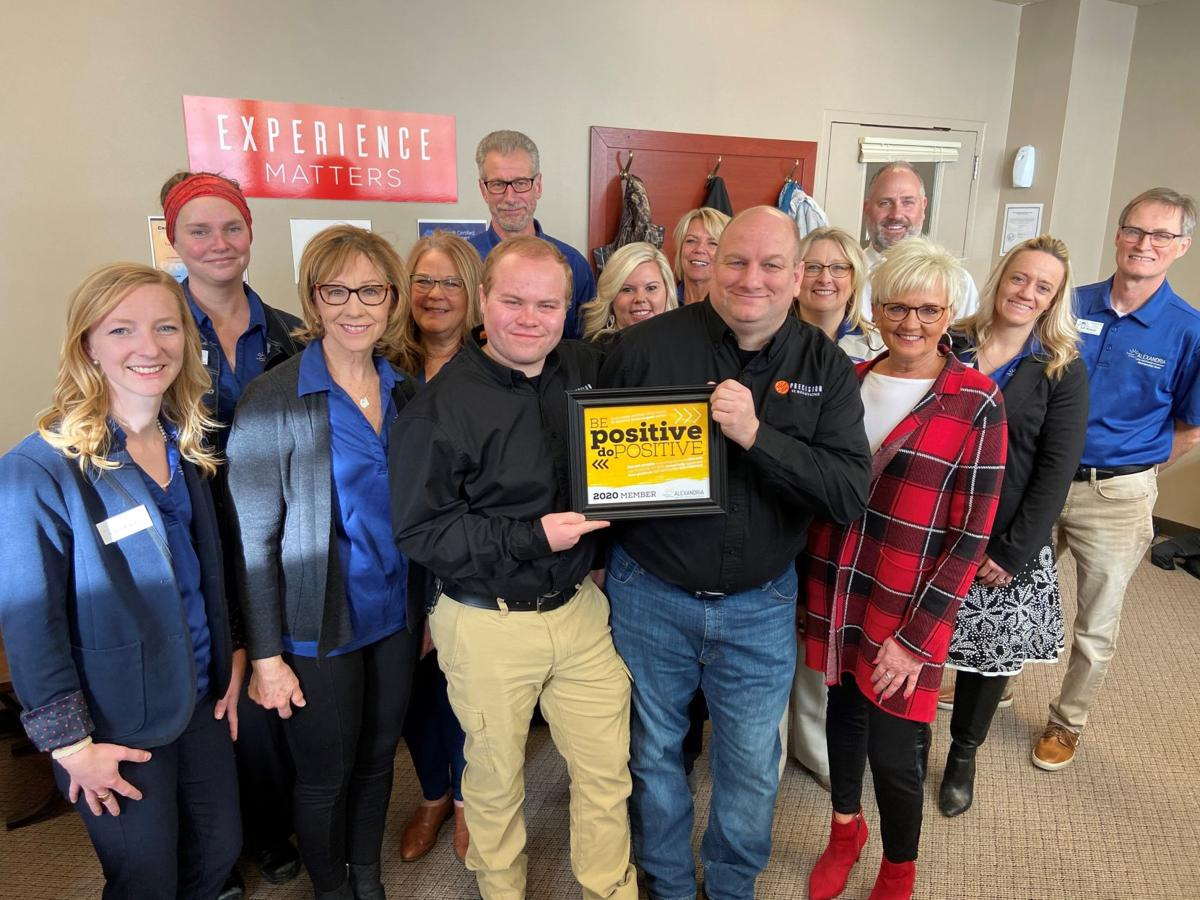 Chamber Membership Team Recognizes Precision IT
