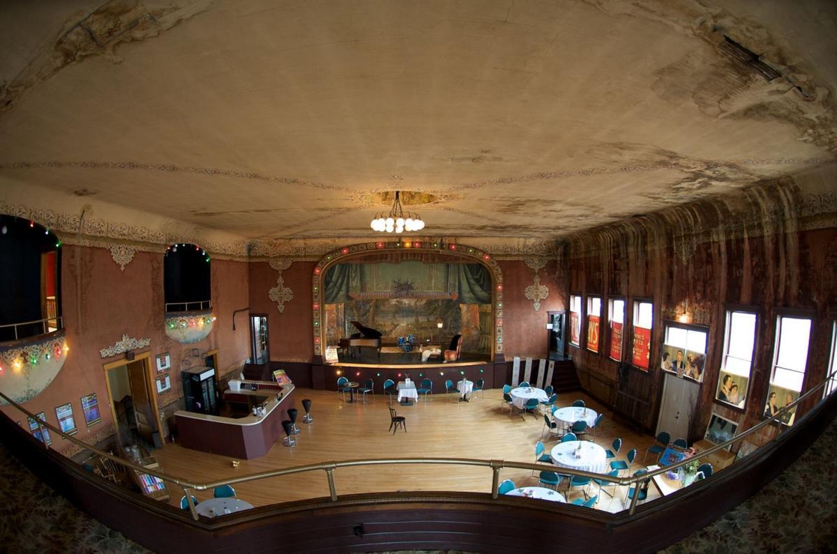 Batcher Block Opera House