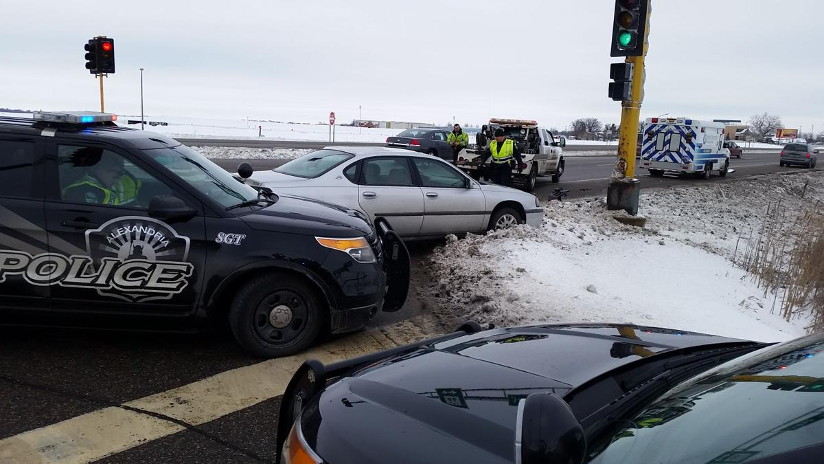Late Morning Crash on South Side of Alex | Local News