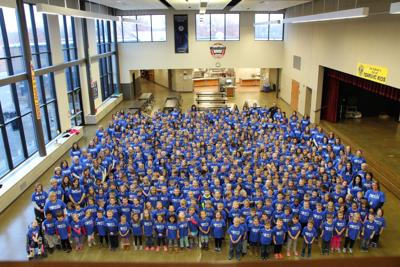 Woodland Elementary has the blues, in a good way | Education