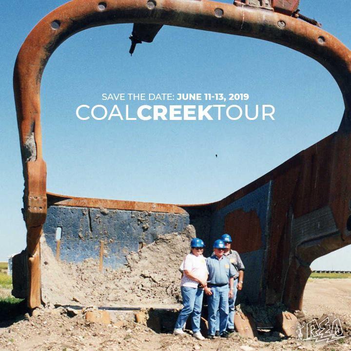 Coal Creek Tour 2019