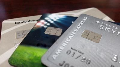 Chip-Embedded Credit Cards