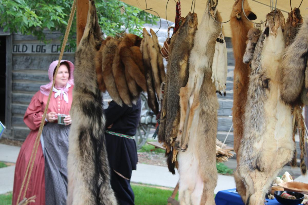 History Live - Fur Trade